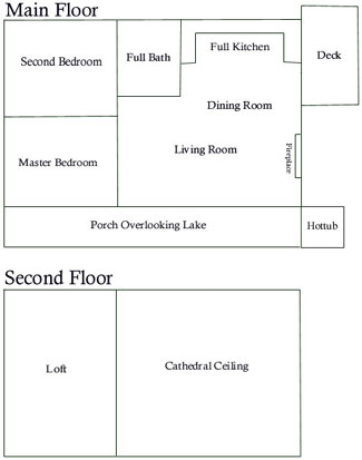 running wolf floorplan